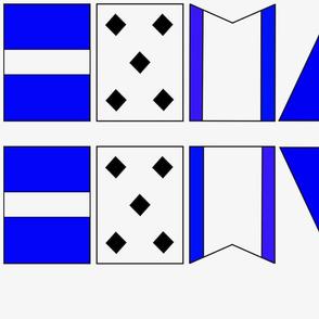 Number 9 - 0, Flotilla, Subdivision (3/3)