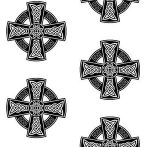 Ornate Celtic Cross // Large