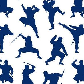 Blue Ninjas // Small