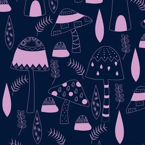 Februari - Orhid Navy Mushroom-01