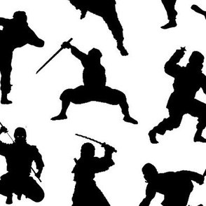 Ninjas // Large