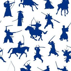 Blue Samurai // Small