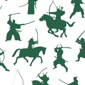Jade Samurai // Large
