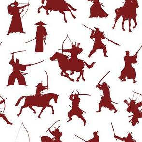 Red Samurai // Small
