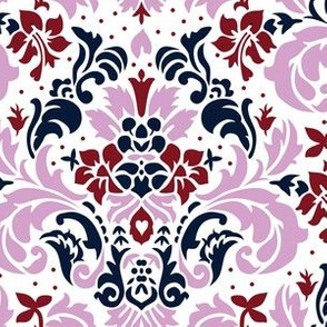 Limited Palette - Damask