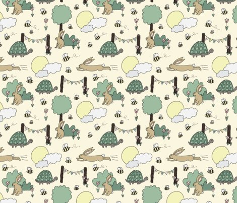 Rtortoise-hare-cream-pattern-8in-swatch-web_shop_preview
