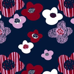 Flower pattern-01