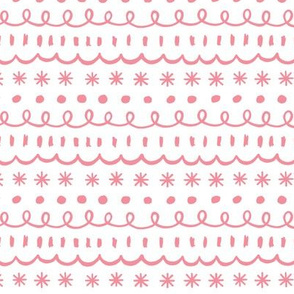 bonus stripe pink