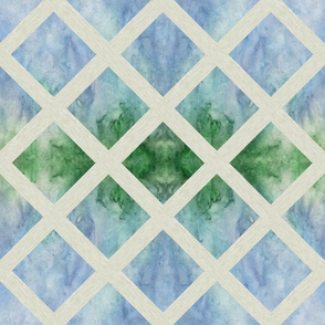 Trellis 1 with Background