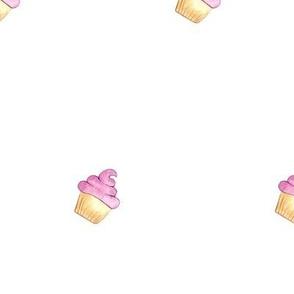 04 - Pink Cupcake