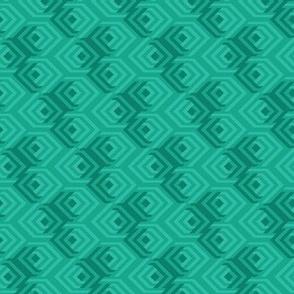 3D hexagons in arcadia