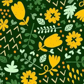 60s Floral