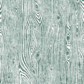 Woodgrain dark green - driftwood