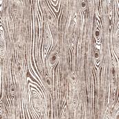 Woodgrain dark brown - driftwood brown