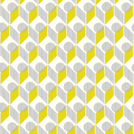 dots on tables -small scale fabric by ottomanbrim on Spoonflower - custom fabric