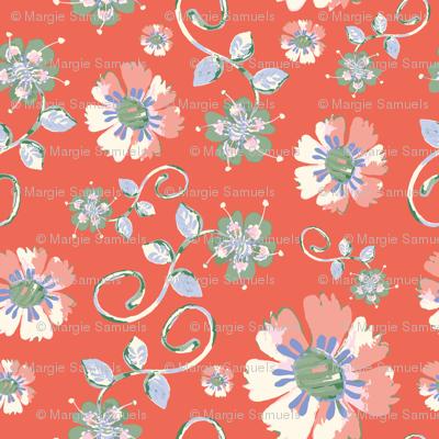 deep-coral-watercolor-flowers-sf