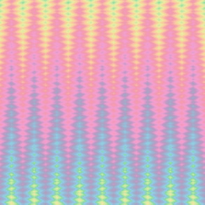 pastel rainbow tie-dye