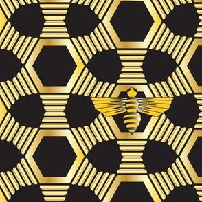 Bee's Knees Art Deco