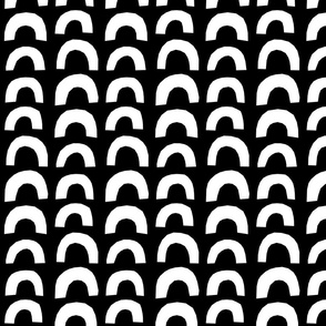 Monochrome Clip Clop Black