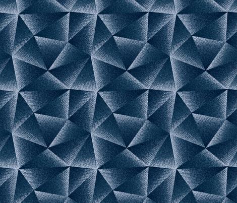 Cristaux Etranges 1d fabric by muhlenkott on Spoonflower - custom fabric