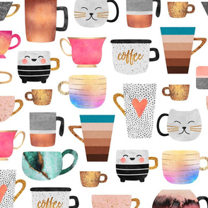 Coffee Cup Collection 1