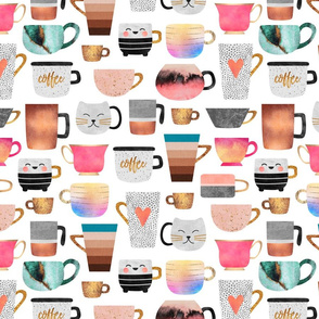 Coffee Cup Collection 2