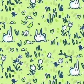 Spring & Bunnies