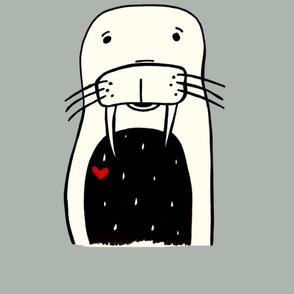 Seal Sea-Lion pillow