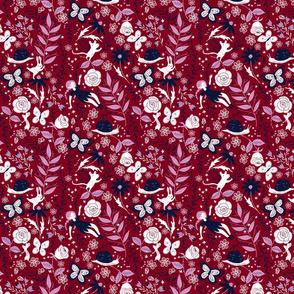 Orchid-navy-garden-burgundy