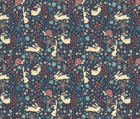 lepretartaruga fabric by gaiamarfurt on Spoonflower - custom fabric
