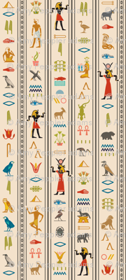 Hieroglyphics* (Jagger) || Egypt hieroglyphics birds nature symbols animals ankh dance African leaves pyramid