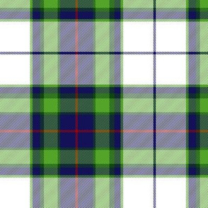 Fraser gathering dress tartan, 6""