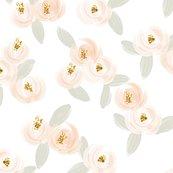 Rwatercolor-rose-wallpaper-gray-leaves_shop_thumb