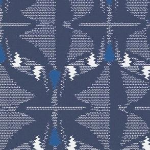 Sahara Wrap (Blue 2)