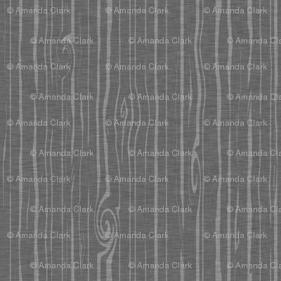 Weathered woodgrain - Dark grey