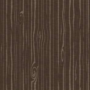 Weathered Wood - Dark brown