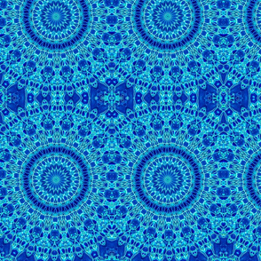 Pool Pattern 2 Kaleidoscope