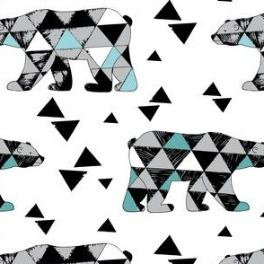 Geometric bears and triangles
