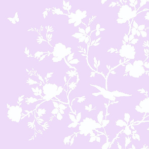 Ames Chinoiserie clover