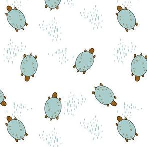 Mint Turtles