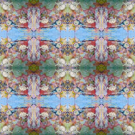 thetortoiseandthehare fabric by marigoldpink on Spoonflower - custom fabric