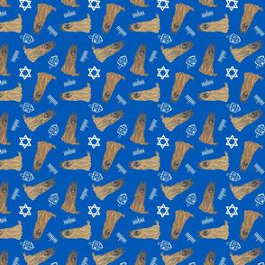 Tiny Belgian Tervurens - Hanukkah
