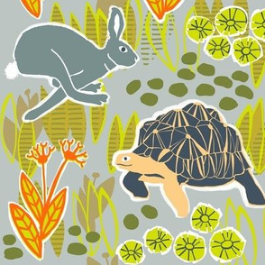 tortoise and hare 1