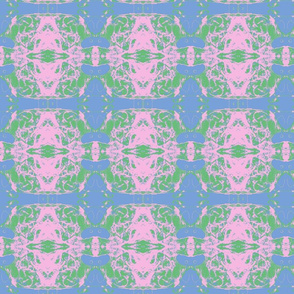 Dynamic Color Crush Pattern