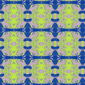 Dynamic Pop Art Pattern