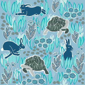 tortoise and hare 7