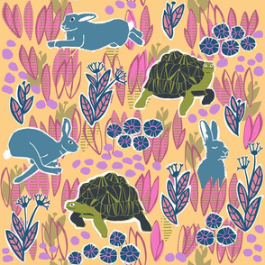 tortoise and hare 2