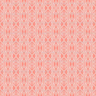 Peach Deco - Small