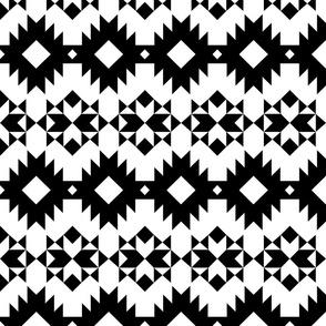 Aztec - Black