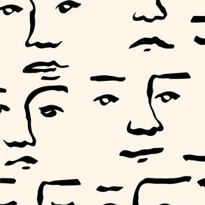 Stolen Faces